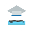 education_training_home_icon_white