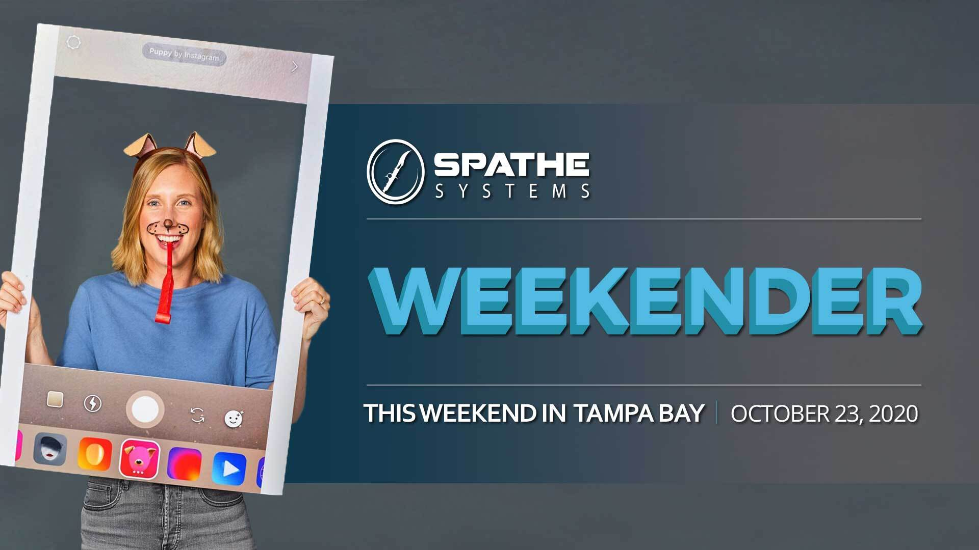 This Weekend in Tampa Bay (10/23/2020)
