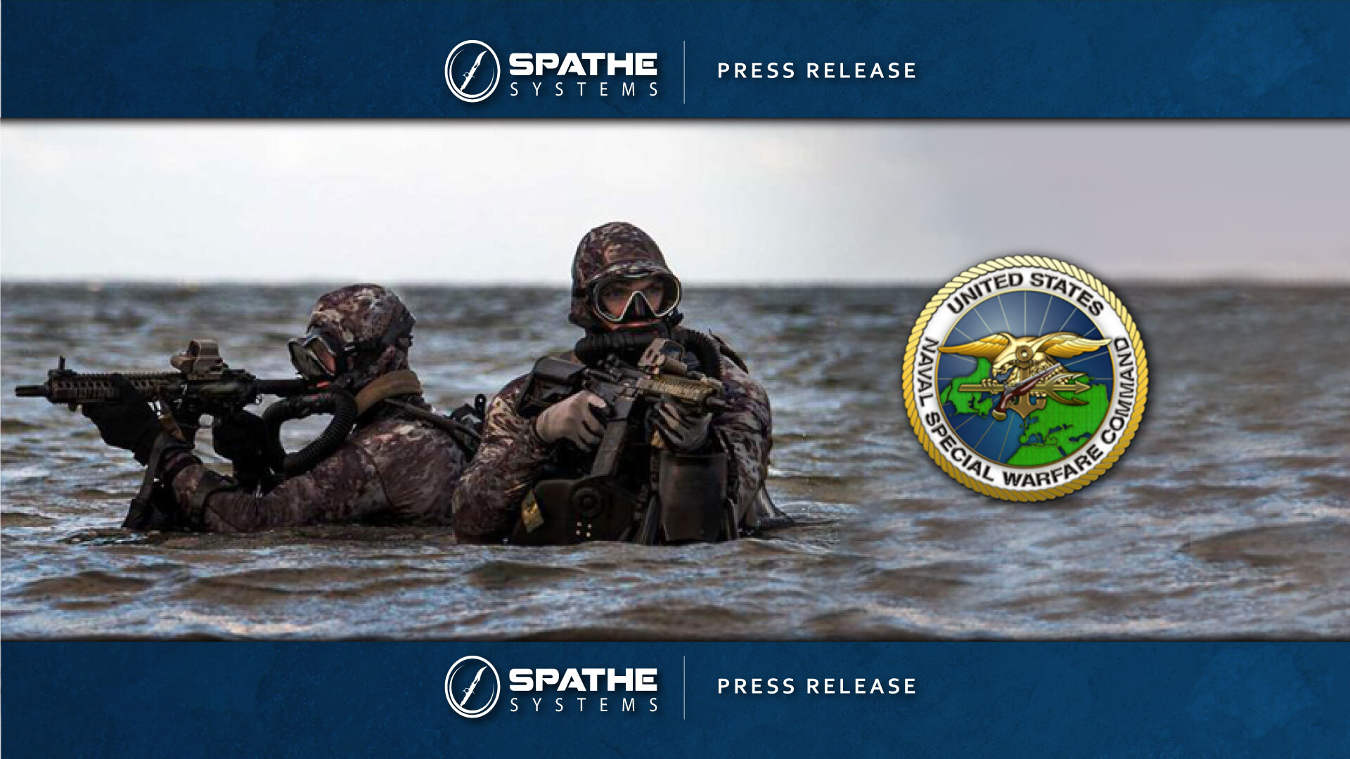 SPATHE SYSTEMS (SPATHE) WINS MARITIME SPECIAL OPERATIONS SUPPORT (M-SOFS) TASK ORDER FOR NAVAL SPECIAL WARFARE COMMAND (NSWC) PROPERTY MANAGEMENT OFFICE PROGRAMS LOGISTICS SUPPORT.