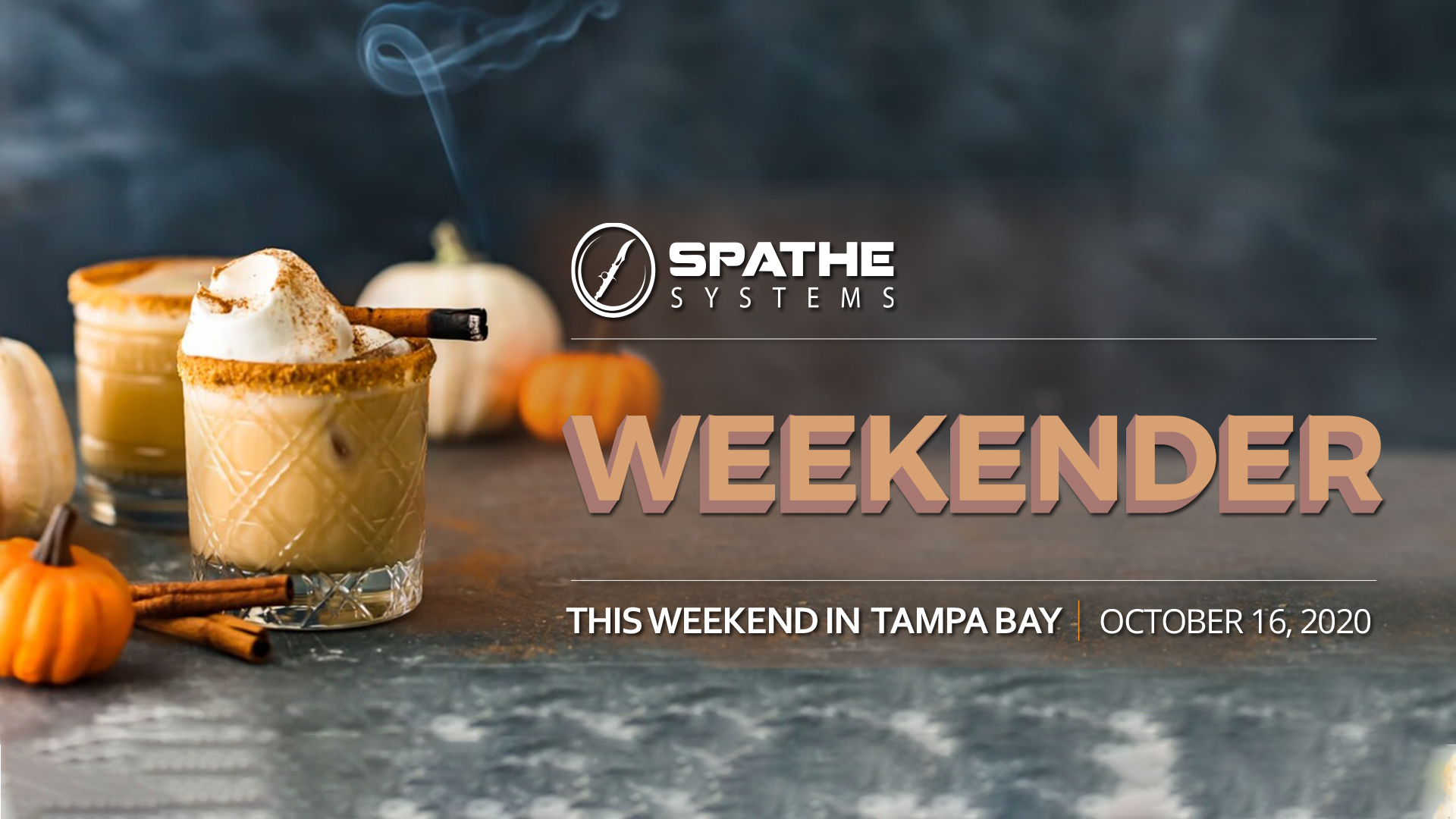 This Weekend in Tampa Bay (10/16/2020)