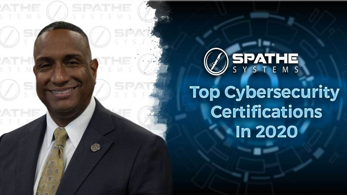 Georges Stokes: Top Four Cyber Certifications